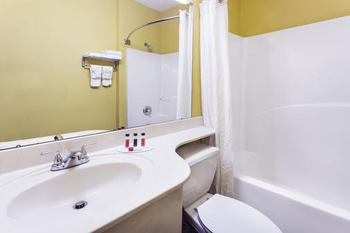 伊可洛吉-萨凡纳入口-95号州际公路 - 萨凡纳 - 浴室