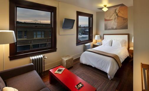 阿斯托里亚准将酒店 - 阿斯托里亚 - 睡房