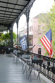 新奥尔良皇家酒店 - 新奥尔良 - 阳台