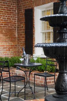 新奥尔良皇家酒店 - 新奥尔良 - 露台