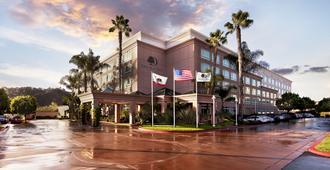 德玛尔逸林酒店 - 圣地亚哥 - 建筑