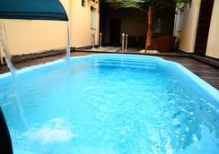 Hotel Do Forte - Macapá - 游泳池