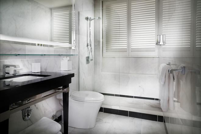 贝斯特韦斯特加州酒店 - 旧金山 - 浴室