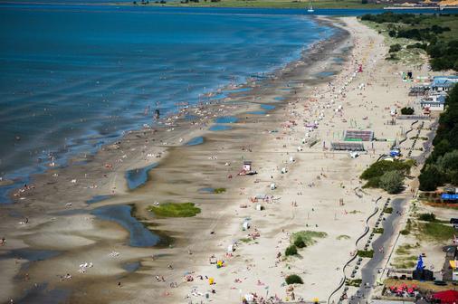 派尔努酒店 - Pärnu - 海滩