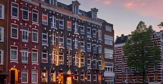 阿姆斯特丹剧院区罕布什尔酒店 - 阿姆斯特丹 - 建筑