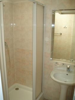 贝塔膳食公寓酒店 - 布拉格 - 浴室