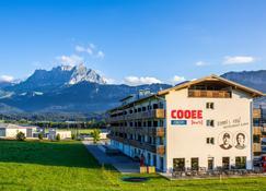 库伊阿尔卑斯基茨比厄尔高山酒店 - 蒂罗尔州圣约翰 - 建筑
