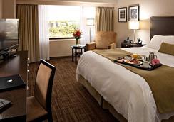 卡尔加里市中心德尔塔酒店 - 卡尔加里 - 睡房