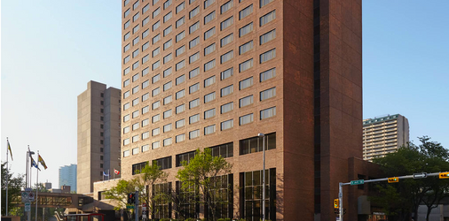 卡尔加里市中心德尔塔酒店 - 卡尔加里 - 建筑