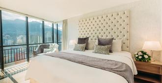 里约亚马逊酒店 - 基多 - 睡房