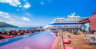 丰沙尔CR7佩斯塔纳酒店&度假村 - 丰沙尔 - 游泳池