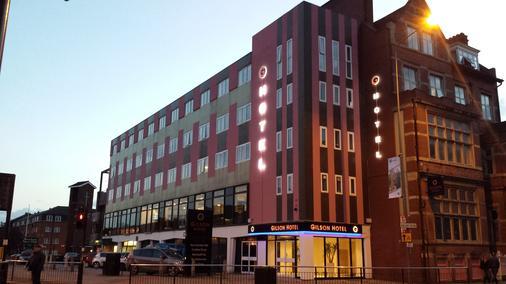 吉尔森酒店 - Hull - 建筑