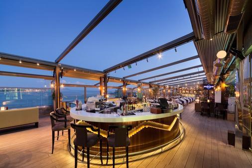 伊斯坦布尔cvk公园博斯普鲁斯酒店 - 伊斯坦布尔 - 酒吧
