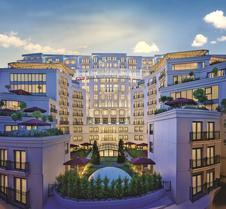 伊斯坦布尔cvk公园博斯普鲁斯酒店