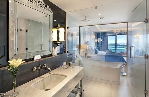 伊斯坦布尔cvk公园博斯普鲁斯酒店 - 伊斯坦布尔 - 浴室