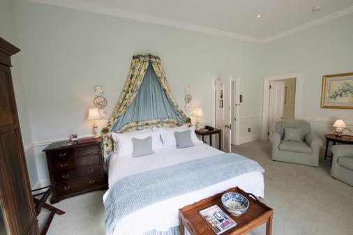 哈克勒伍德希尔乡间酒店 - 伊丽莎白港 - 睡房