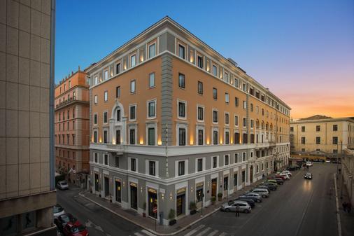 皮拉姆温馨酒店 - 罗马 - 建筑