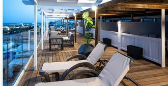 伊拉特棕榈酒店 - 埃拉特 - 户外景观