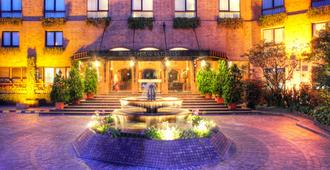 埃斯特拉拉丰塔纳酒店 - 波哥大 - 建筑