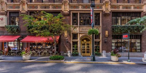 纽约图书馆酒店 - 纽约 - 建筑