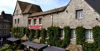 莱斯迈森斯德里餐厅水疗酒店 - 翁弗勒尔 - 建筑