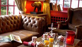 德雷亚酒店-餐厅和Spa中心魅力 - 翁弗勒尔 - 大厅