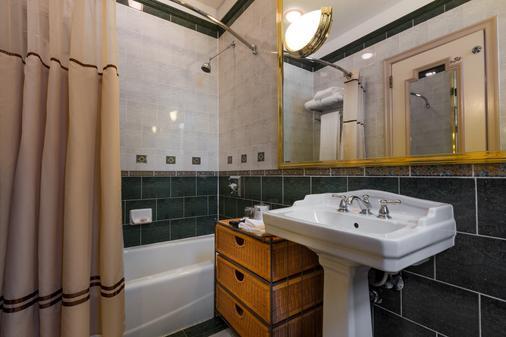 卡萨布兰卡酒店 - 纽约 - 浴室