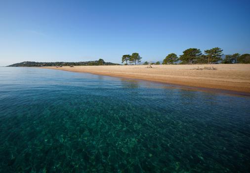 贝尔舍伊巴隆巴热亚酒店 - 维琪奥港 - 海滩
