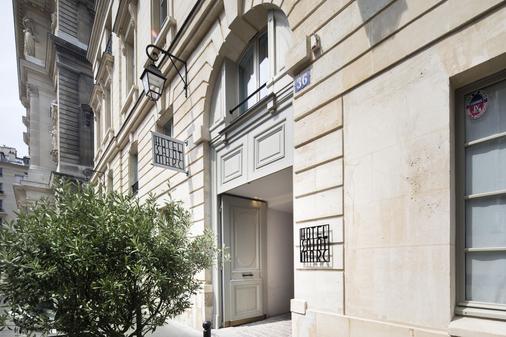 巴黎圣马可酒店 - 巴黎 - 建筑