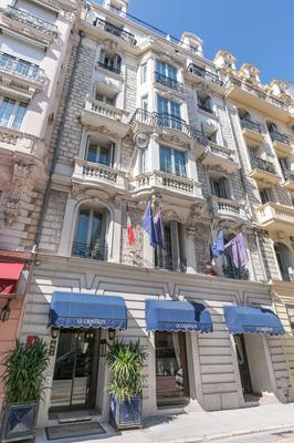 快乐文化格里马尔迪酒店 - 尼斯 - 建筑