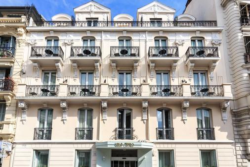 快乐文化维拉奥特罗酒店 - 尼斯 - 建筑