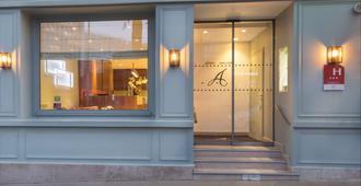 蒙帕纳斯阿卡迪亚酒店 - 巴黎 - 建筑