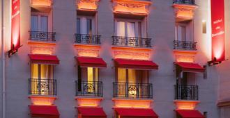 班维勒酒店 - 巴黎 - 建筑