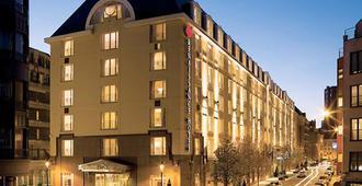 布鲁塞尔万丽酒店 - 布鲁塞尔 - 建筑