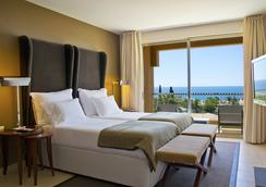 圣拉斐尔套房公寓式酒店 - - 阿尔布费拉 - 睡房