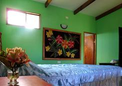 奥龙戈酒店 - 安加罗阿 - 睡房