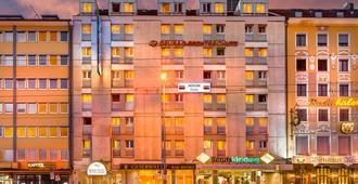 慕尼黑中央火车站维特斯酒店 - 慕尼黑 - 户外景观
