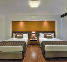库里提巴德维尔商务酒店