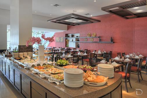 库亚巴德维尔高级酒店 - 库亚巴 - 自助餐