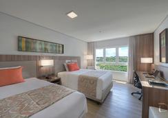 大坎普德维尔尊贵酒店 - 大坎普 - 睡房