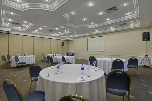 库里提巴德维尔商务酒店 - 库里提巴 - 宴会厅