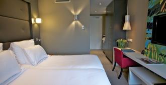 JL76号酒店 - 阿姆斯特丹 - 睡房