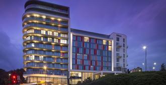 伯恩茅斯希尔顿酒店 - 伯恩茅斯 - 建筑