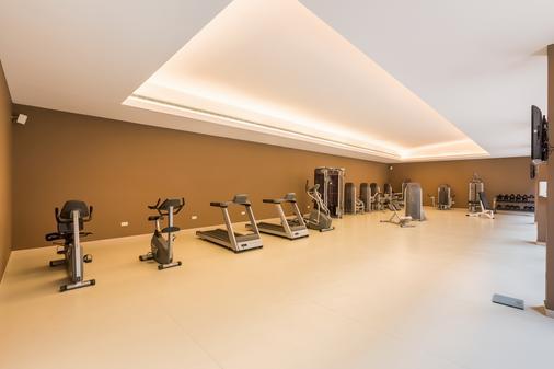 阿特兰提克拉斐尔酒店 - 阿尔布费拉 - 健身房