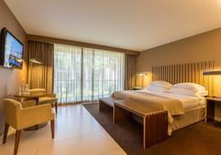 阿特兰提克拉斐尔酒店 - 阿尔布费拉 - 睡房