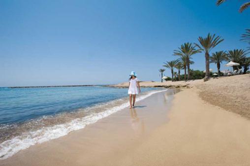 康斯坦丁诺布罗斯阿斯米娜套房酒店 - 帕福斯 - 海滩