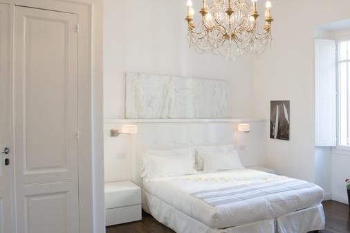 卡利亚里精品客房及套房酒店 - 卡利亚里 - 睡房