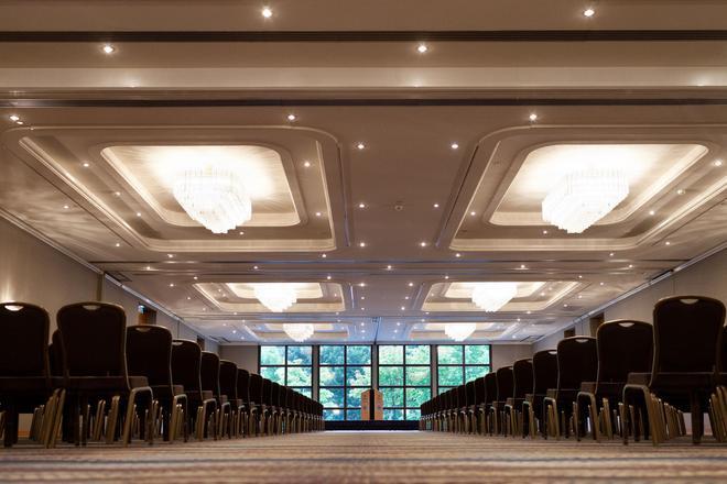 斯特拉斯堡希尔顿酒店 - 斯特拉斯堡 - 宴会厅