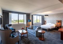斯特拉斯堡希尔顿酒店 - 斯特拉斯堡 - 睡房