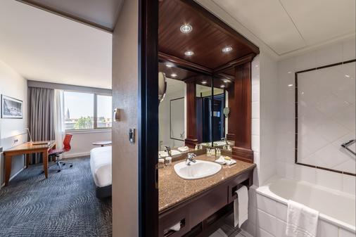 希尔顿斯塔伯格酒店 - 斯特拉斯堡 - 浴室